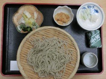 今年の深大寺蕎麦.JPG