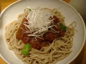 神楽坂「蕎楽亭」トマト蕎麦.jpg
