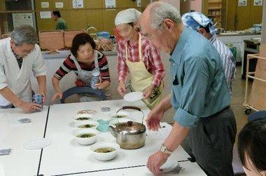 韃靼蕎麦カップ麺試食.JPG