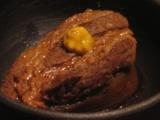 牛肉バーボン煮