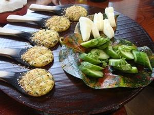 いさと蕎麦味噌と香の物.jpg