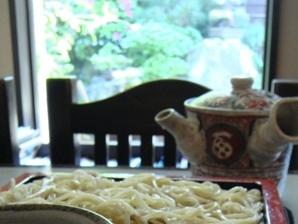 妙典「さくらそば」蕎麦と庭.jpg