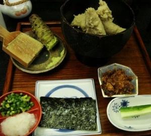 蕎麦掻・径山寺味噌.jpg