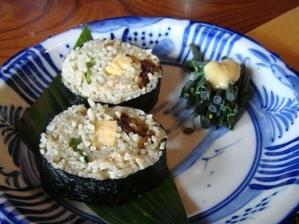 静岡県熱海市「多賀」蕎麦寿司.jpg