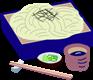 蕎麦カット